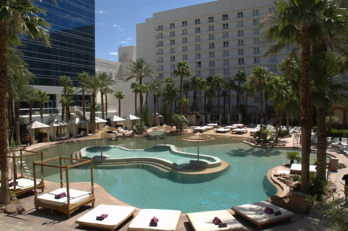 Las Vegas Hotel Pool Pictures Hard Rock Hotel