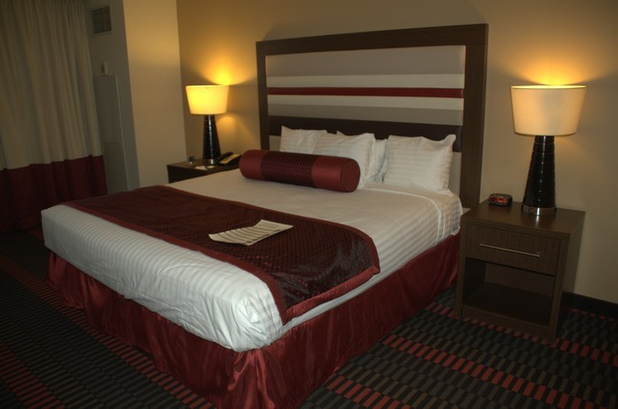 Stratosphere Hotel Tower Deluxe Room