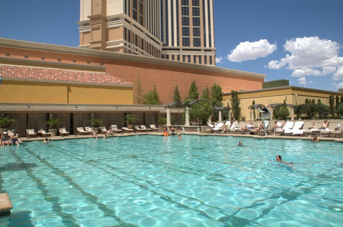 Venetian Las Vegas Pools Picture And Images
