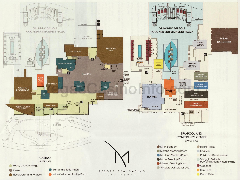 las vegas casino property maps and floor plans vegascasinoinfo com jpg pdf