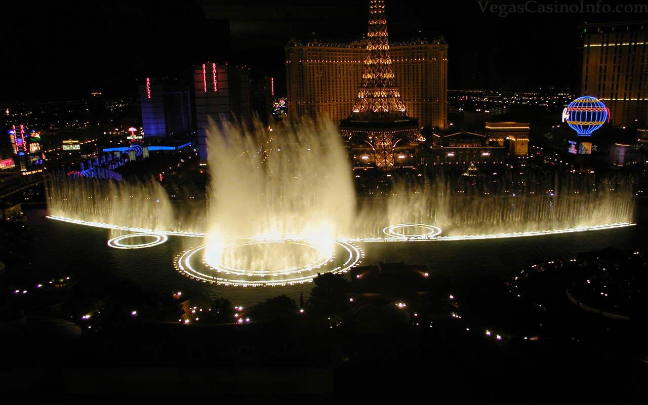 fountains of bellagio essay