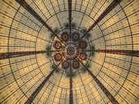 Paris Glass Dome
