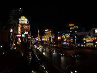 South Las Vegas Strip